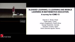 Miniaturansicht - Survey: BLENDED LEARNING, E-LEARNING AND MOBILE LEARNING IN MATHEMATICS EDUCATION