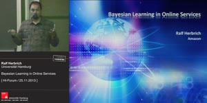 Thumbnail - Bayesian Learning in Online Services