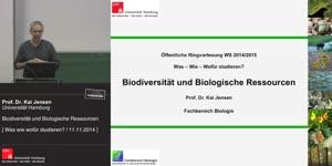 Miniaturansicht - Biologie: Biodiversität und Biologische Ressourcen