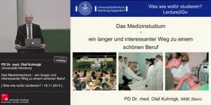 Miniaturansicht - Das Medizinstudium – ein langer und interessanter Weg zu einem schönen Beruf