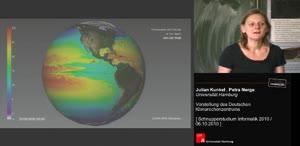 Miniaturansicht - Vorstellung des Deutschen Klimarechenzentrums