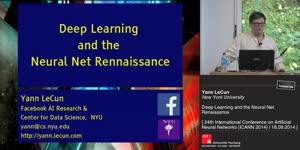 Miniaturansicht - Deep Learning and the Neural Net Renaissance
