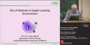 Thumbnail - Methodological variety in digital learning environments