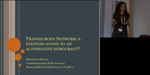 Miniaturansicht - Transeuropa Festival: A Stepping Stone to an Alternative Democracy?