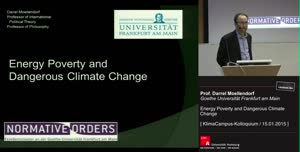 Miniaturansicht - Energy Poverty and Dangerous Climate Change