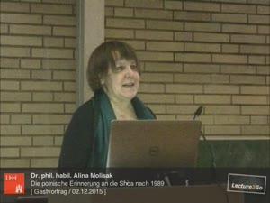 Miniaturansicht - Die polnische Erinnerung an die Shoa nach 1989