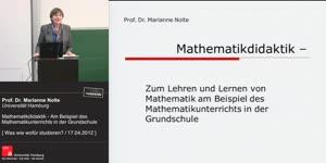 Miniaturansicht - Mathematikdidaktik – Zum Lehren und Lernen von Mathematik am Beispiel des Mathematikunterrichts in der Grundschule