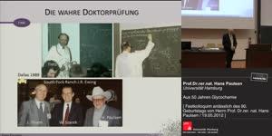 Thumbnail - Aus 50 Jahren Glycochemie - Festkolloquium anläßlich des 90 Geburtstages von Prof. Dr. rer. nat. Hans Paulsen