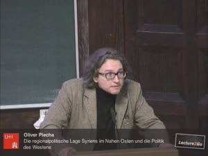 Vorschaubild - Die regionalpolitische Lage Syriens im Nahen Osten und die Politik des Westens