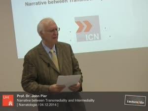 Vorschaubild - Narrative between Transmediality and Intermediality
