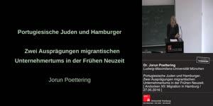 Thumbnail - Portugiesische Juden und Hamburger. Zwei Ausprägungen migrantischen Unternehmertums in der Frühen Neuzeit