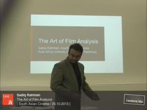 Miniaturansicht - The Art of Film Analysis