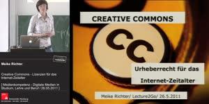 Thumbnail - Creative Commons - Lizenzen für das Internet-Zeitalter