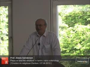 Vorschaubild - Pleasure and the Emotions in Tantric Śaiva Soteriology