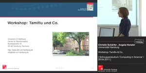 Thumbnail - Workshop Tamiflu und Co.