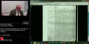Thumbnail - Mission und Kulturbegegnung - Alexander de Rhodes und die frühe Jesuitenmission in Vietnam