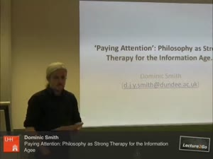 Miniaturansicht - Paying Attention: Philosophy as Strong Therapy for the Information Age