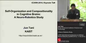 Miniaturansicht - Self-Organization and Compositionality in Cognitive Brains: A Neuro-Robotics Study
