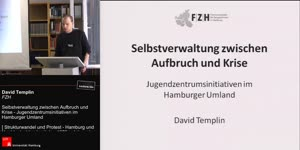 """Miniaturansicht - Selbstverwaltung zwischen Aufbruch und Krise (Sektion """"Zum Spannungsverhältnis von Stadt und Land"""" I)"""