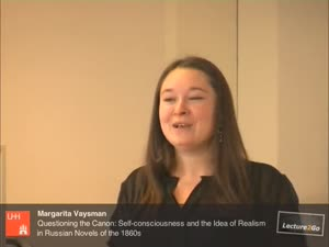 Miniaturansicht - Questioning the Canon: Self-consciousness and the Idea of Realism in Russian Novels of the 1860s