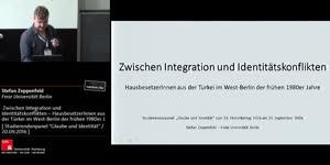 Miniaturansicht - Zwischen Integration und Identitätskonflikten – HausbesetzerInnen aus der Türkei im West-Berlin der frühen 1980er Jahre