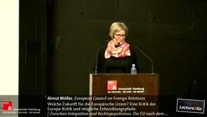Miniaturansicht - Welche Zukunft für die Europäische Union? Eine Kritik der Europa-Kritik und mögliche Entwicklungspfade.