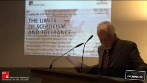 Miniaturansicht - The Limits of Scepticism and Tolerance