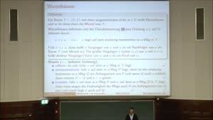 Miniaturansicht - Diskrete Mathematik - Informatik 1. Semester 09.12.2016
