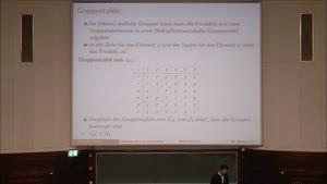 Miniaturansicht - Diskrete Mathematik - Informatik 1. Semester 13.01.2017