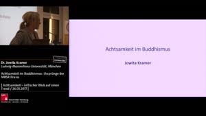 Thumbnail - Achtsamkeit im Buddhismus: Ursprünge der MBSR-Praxis