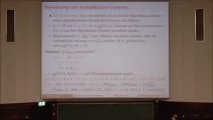 Miniaturansicht - Diskrete Mathematik - Informatik 1. Semester 23.12.2016