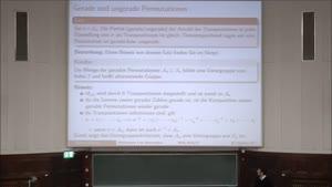 Miniaturansicht - Diskrete Mathematik - Informatik 1. Semester 27.01.2017