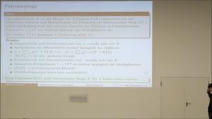 Miniaturansicht - Diskrete Mathematik - Informatik 1. Semester 02.02.2017