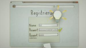 Miniaturansicht - Passwörter einfach erklärt