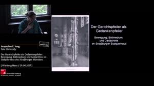 Miniaturansicht - Der Gerichtspfeiler als Gedankenpfeiler: Bewegung, Bildmedium und Gedächtnis im Südquerhaus des Straβburger Münsters
