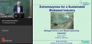 Thumbnail - Extremozymes for a Sustainable Biobased Industry