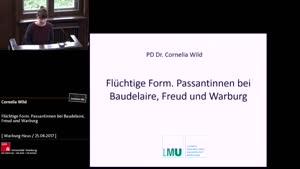 Miniaturansicht - Flüchtige Form. Passantinnen bei Baudelaire, Freud und Warburg