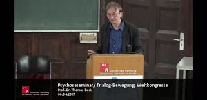 Miniaturansicht - Thomas Bock: Psychoseseminar/ Trialog-Bewegung, Weltkongresse