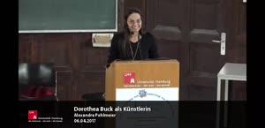 Thumbnail - Alexandra Pohlmeier: Dorothea als Künstlerin