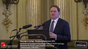 Miniaturansicht - Opening Reception: Carsten Brosda, Minister of Culture and Media, Freie und Hansestadt Hamburg