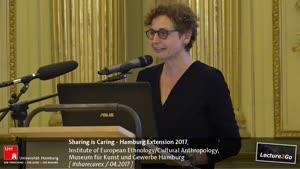 Miniaturansicht - Opening Reception: Gertraud Koch, University of Hamburg
