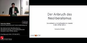 Thumbnail - Der Anbruch des Neoliberalismus - Westdeutschlands wirtschaftspolitischer Wandel in den 1970er Jahren