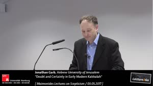 Miniaturansicht - Doubt and Certainty in Early Modern Kabbalah