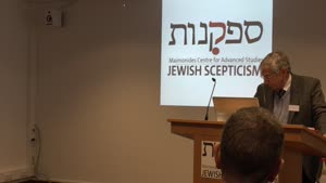 Miniaturansicht - Scepticism and Monotheism. A Specific Relation?