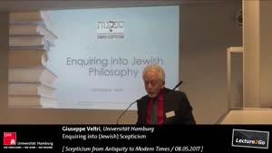"Miniaturansicht - ""Enquiring into (Jewish) Scepticism"""
