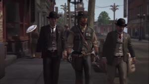 Miniaturansicht - Red Dead Revolution? Der Übergang des Wilden Westens zur Moderne am Beispiel von Red Dead Redemption