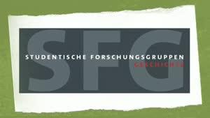 Miniaturansicht - Studentische Forschungsgruppen (SFG)