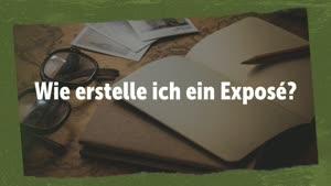 Thumbnail - SFG: Das Exposé – Teil 1