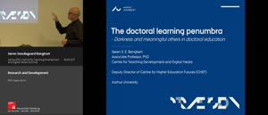 Miniaturansicht - Research and Development - PhD-Supervision: The doctoral learning penumbra