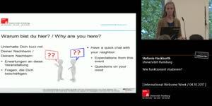 Vorschaubild - Wie funktioniert Studieren?